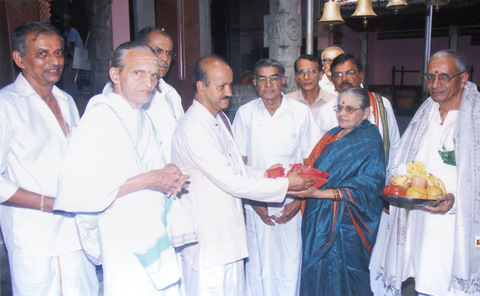 Donation by Mavinkudige