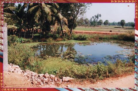 Photo of Chakratheertha Before Renovation.