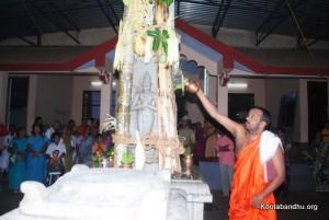 ಈ ಎಲ್ಲಾ ಕಾರ್ಯಕ್ರಮಗಳನ್ನು ವೇ.ಮು.ಶ್ರೀ ಕ್ರಷ್ಣ ಸೋಮಯಾಜಿಯವರ ನೇತ್ರತ್ವದಲ್ಲಿ ನೇರವೇರಿಸಲಾಯಿತು.
