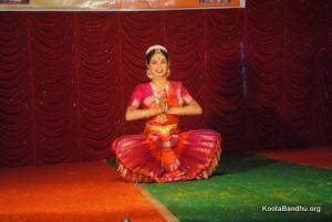 ರಂಜಿತಾ ಹೆಬ್ರಿ (ತಂಜಾವೂರು ಶೈಲಿ ಭರತನಾಟ್ಯ)