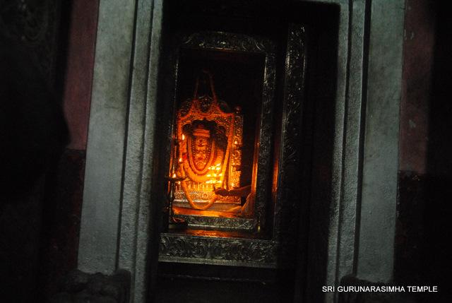 ದೀಪೋತ್ಸವದಂದು ಶ್ರೀ ದೇವರಿಗೆ ಮಹಾಮಂಗಳಾರತಿ
