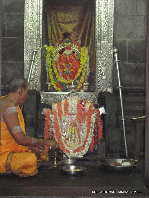 ಶ್ರೀಆಂಜನೇಯ ದೇವಳದಲ್ಲಿ ಮಹಾಪೂಜೆ ಮತ್ತು ಅಷ್ಟಾವಧಾನ ಸೇವೆ